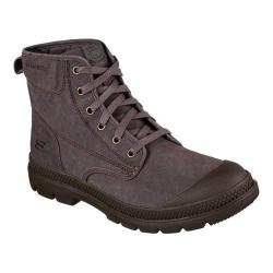 Men's Skechers Relaxed Fit Milton Nepto Ankle Boot Brown
