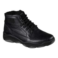 Men's Skechers Relaxed Fit Ridge Fowler Ankle Boot Black