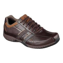 Men's Skechers Sendro Brusco Sneaker Chocolate