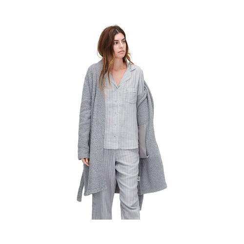 Shop Women s UGG Ana Robe Grey - Free Shipping Today - Overstock - 17801504 0a72d8044