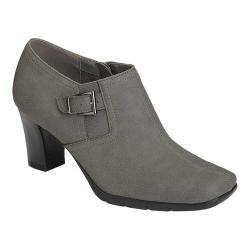 Women's A2 by Aerosoles Harmonize Bootie Grey Faux Leather