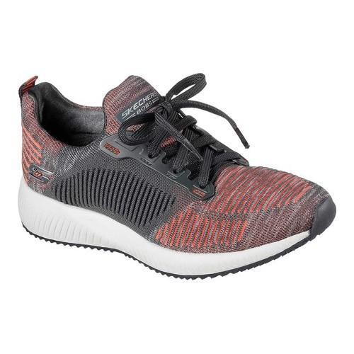 Zapatos Skechers - Bobs Sport 31361/ccor Charcoal/orange qG9484s