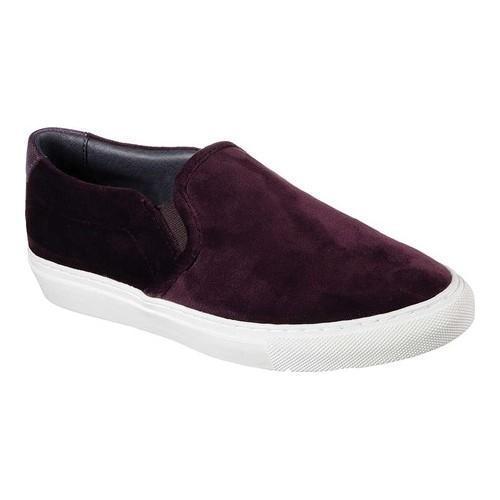Skechers Vaso Velveteen Slip-On Sneaker (Women's) Tvz2qiep