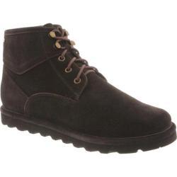 Men's Bearpaw Rueben Ankle Boot Chocolate II Suede