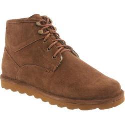 Men's Bearpaw Rueben Ankle Boot Hickory II Suede
