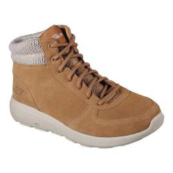Women's Skechers On the GO City 2 North Ice Ankle Boot Chestnut