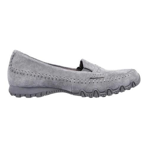 21aefba154d ... Thumbnail Women  x27 s Skechers Relaxed Fit Bikers Penny Lane Loafer  Charcoal ...