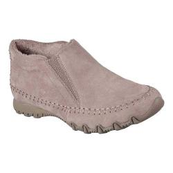 Women's Skechers Relaxed Fit Bikers High Top Dark Taupe