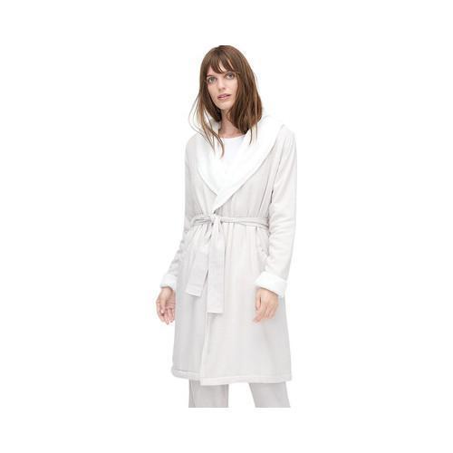 9270b6f9ba Shop Women s UGG Anika Herringbone Robe Cream - Free Shipping Today -  Overstock - 17843435