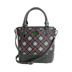 Women's 3 Lily Pads Tahoe Bucket Bag Savile Row Grey Plaid Print