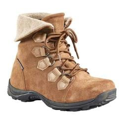 Women's Baffin Verbier Lace Up Ankle Boot Taupe