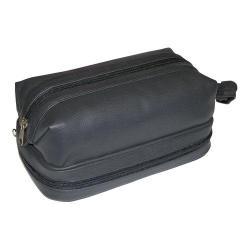 Buxton Jumbo Kit with Zip Bottom Black