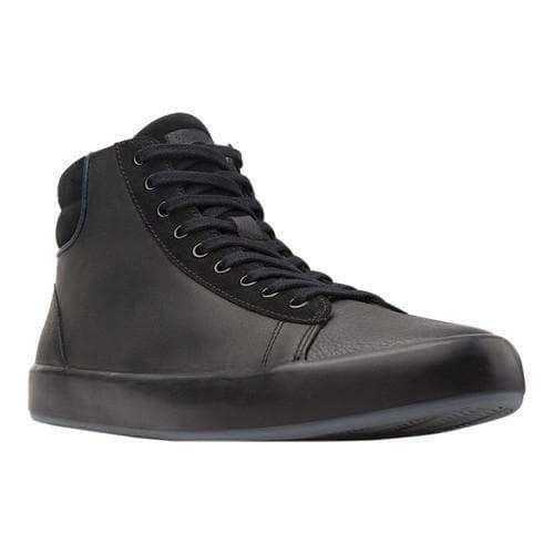 Men's Camper Andratx High Top Sneaker Black Leather