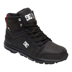 Men's DC Shoes Torstein Boot Black/Athletic Red/White