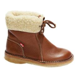 Duckfeet Arhus Shearling Lined Boot Nut Leather