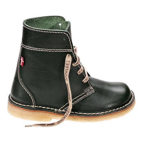 af4cf9f558f Shop Duckfeet Faborg Leather Ankle Boot Green Leather - Free Shipping Today  - Overstock - 17905283