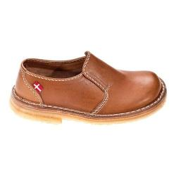 Duckfeet Falster Slip-on Shoe Brown Leather
