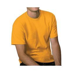 Men's Hanes ComfortSoft Heavyweight T-Shirt (6 Pack) Gold