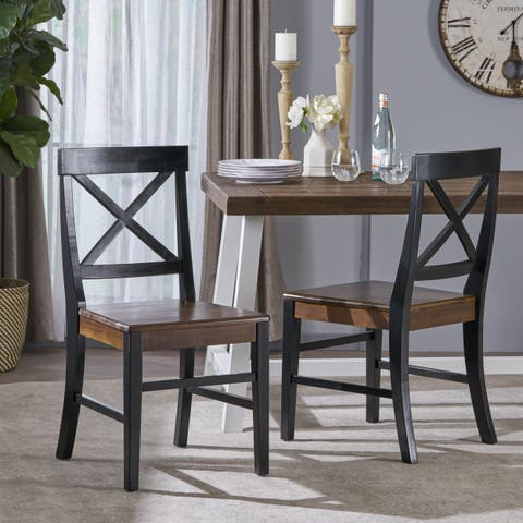Buy Rustic Kitchen & Dining Room Chairs Online at Overstock ...