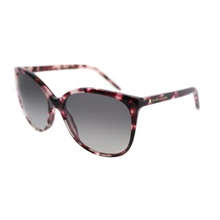 Marc Jacobs Cat-Eye Marc 79 U1Z Women Pink Havana Frame Grey Gradient Lens Sunglasses