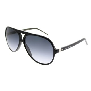 Marc Jacobs Aviator Marc 70 807 Unisex Black Frame Grey Gradient Lens Sunglasses