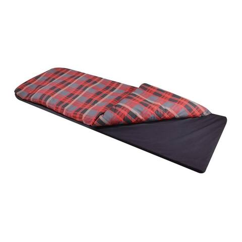 Duvalay Extra Large Luxury Memory Foam Sleeping Bag & Duvet by Disc-O-Bed