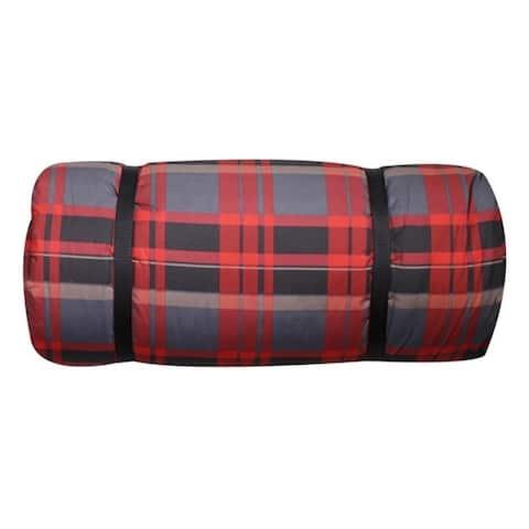 Duvalay Large Luxury Memory Foam Sleeping Bag & Duvet by Disc-O-Bed