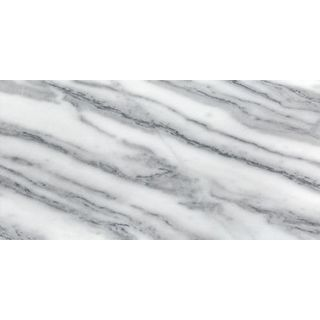 "BIANCO FUMO 12""X24"" POLISHED TILES - 6 tiles (12 sqft)"