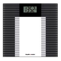 Health o Meter HDL601DQ-53 Glass Weight Tracking Scale