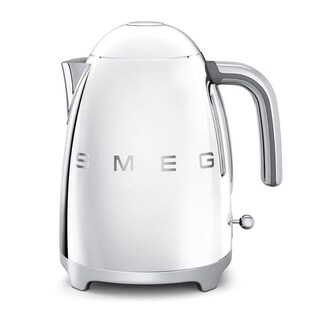 SMEG 1.7-Liter Kettle Chrome