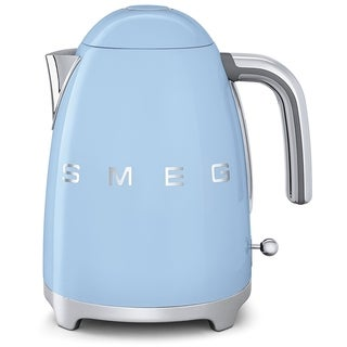 SMEG 1.7-Liter Kettle Pastel Blue