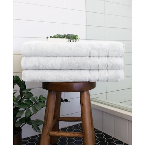 "Cariloha Ultra-Soft Viscose from Bamboo Bath Sheet (Set of 1) 40"" X 70"""