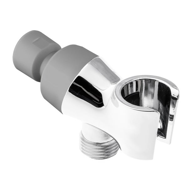 AKDY SH0108 Chrome Universal Wand Holder Shower Mount Arm Handheld Bracket