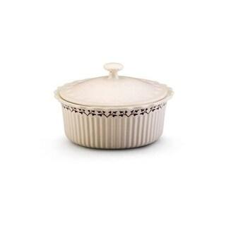 Paula Deen 51895 2 Quart Covered Round Casserole Stoneware
