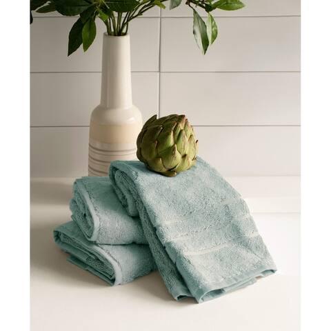 "Cariloha Ultra-Soft Viscose from Bamboo Hand Towel 3 Pc. Set 16"" X 30"""