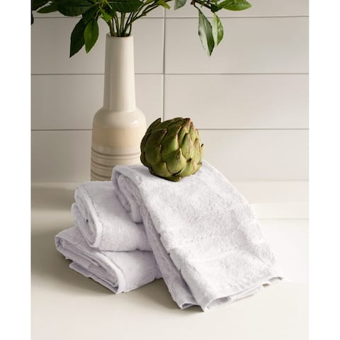 "Cariloha Ultra-Soft Viscose from Bamboo Hand Towel 3 Pc. Set 16"" X 30"""