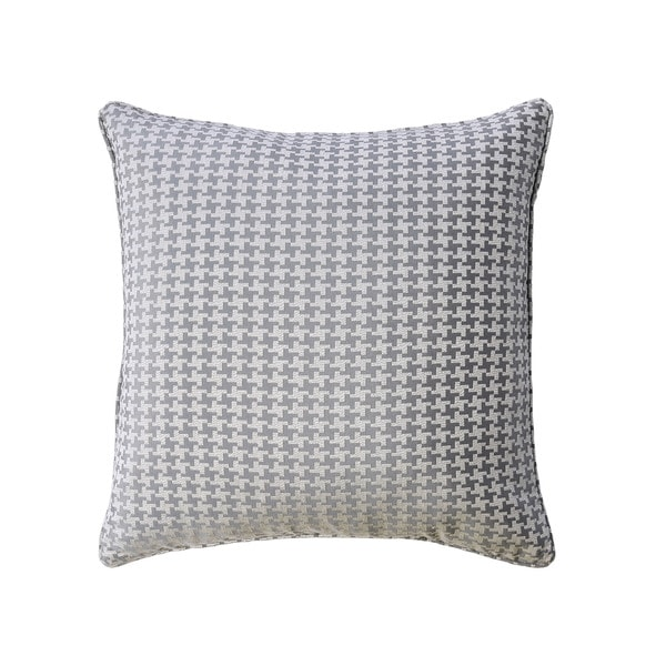 Furniture of America Nis Contemporary Fabric Throw Pillows Set of 2