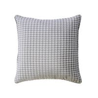 Furniture of America Laurel 20-inch Houndstooth Throw Pillows (Set of 2)