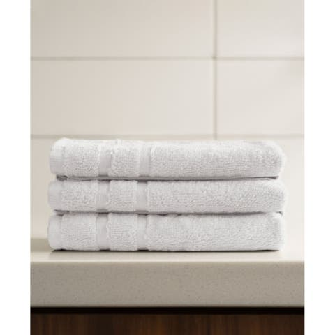 "Cariloha Ultra-Soft Viscose from Bamboo Washcloths 3 Pc. Set 13"" X 13"""