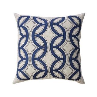 Furniture of America Nikka Contemporary Fabric Throw Pillows Set of 2
