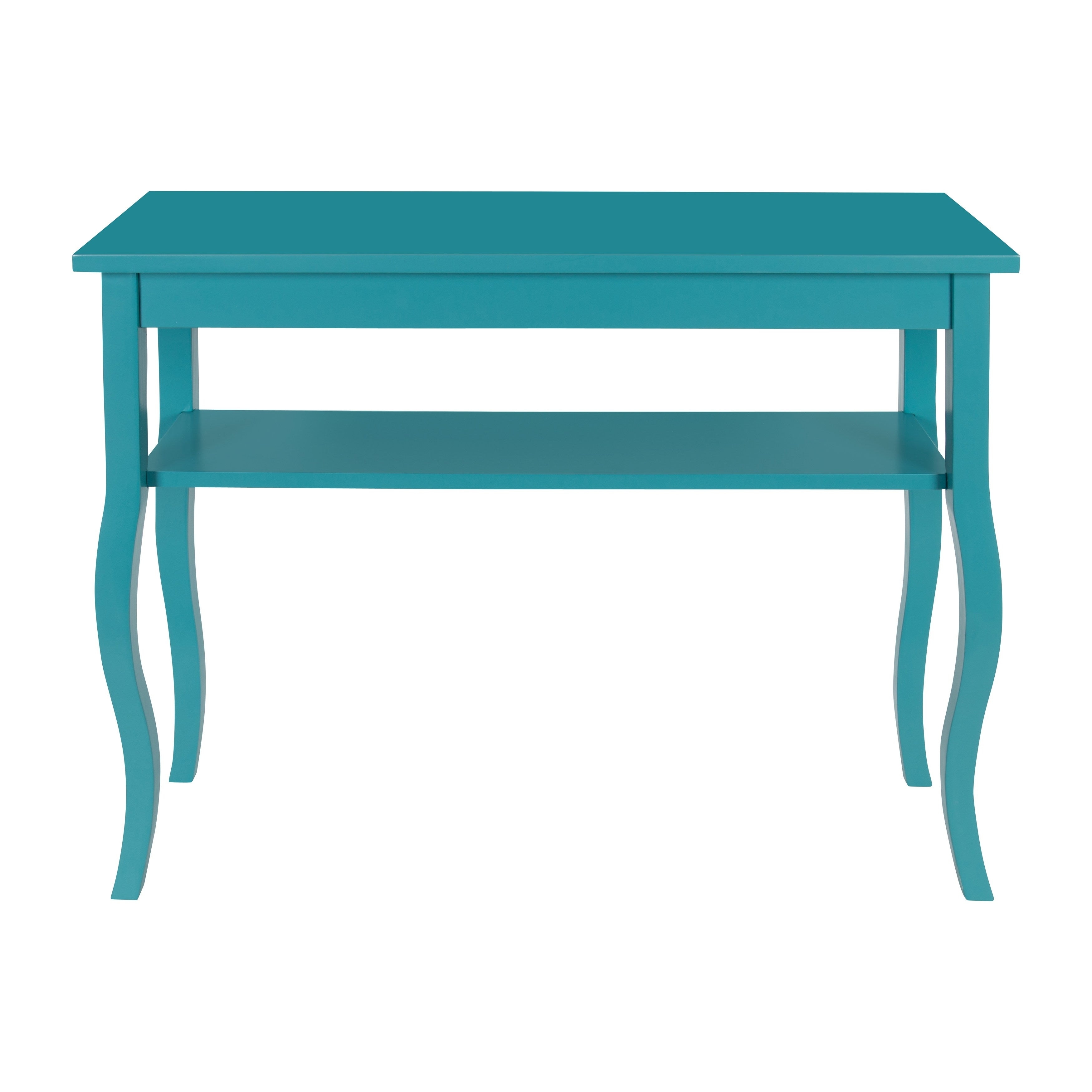 Kate And Laurel Lillian Wood Console Table With