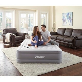 Thomasville Adjusta Comfort Queen Inflatable Air Mattress