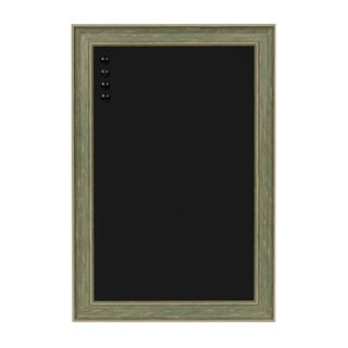 Kate and Laurel - Harvest Decorative Magnetic Chalkboard (2 options available)