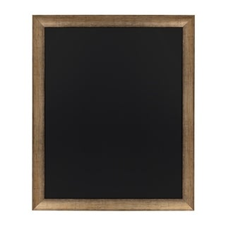 Kate and Laurel - Strohm Decorative Magnetic Chalkboard (2 options available)