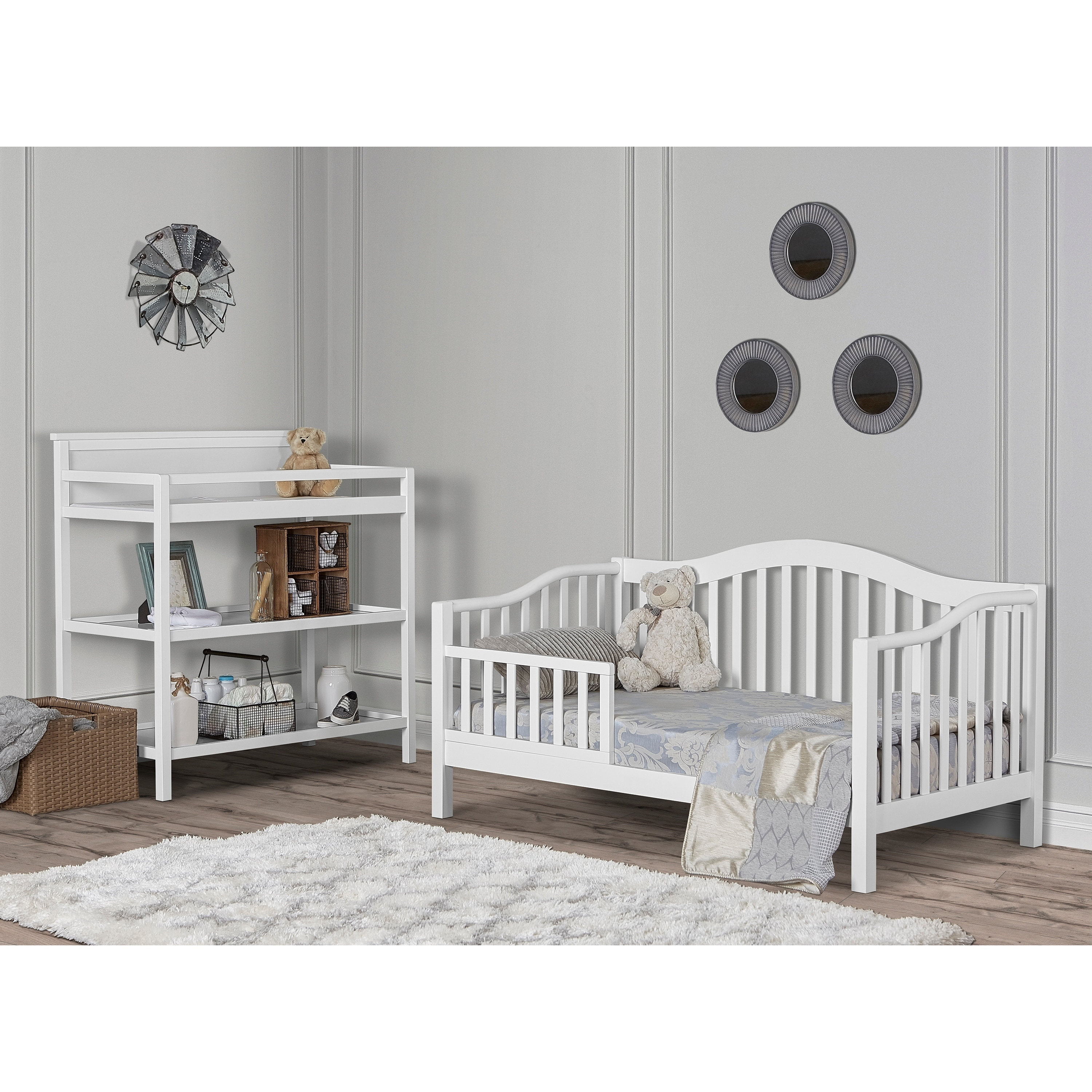 Dream On Me Austin Toddler Day Bed Overstock 20105896