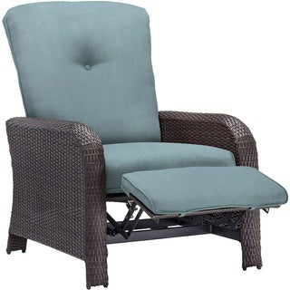 Charmant Cambridge Corolla Luxury Recliner In Blue