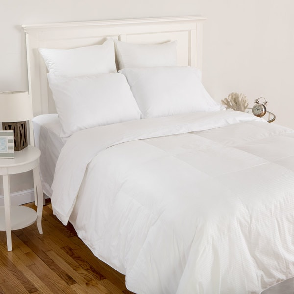 Tommy Bahama 650 Fill Power White Down All-season Comforter