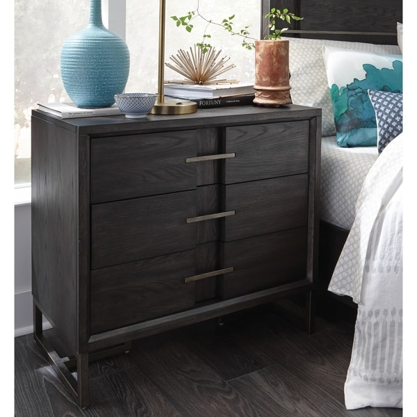 Proximity Heights Contemporary 3 Drawer Bachelor Chest