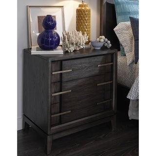 Proximity Heights Contemporary 2 Drawer Nightstand