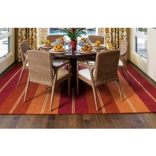 Barclay Butera Oxford Sunset Beach Area Rug by Nourison (3'6 x 5'6)